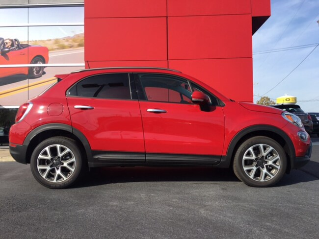 New 2018 FIAT 500X TREKKING FWD Sport Utility For Sale/Lease Greer, SC