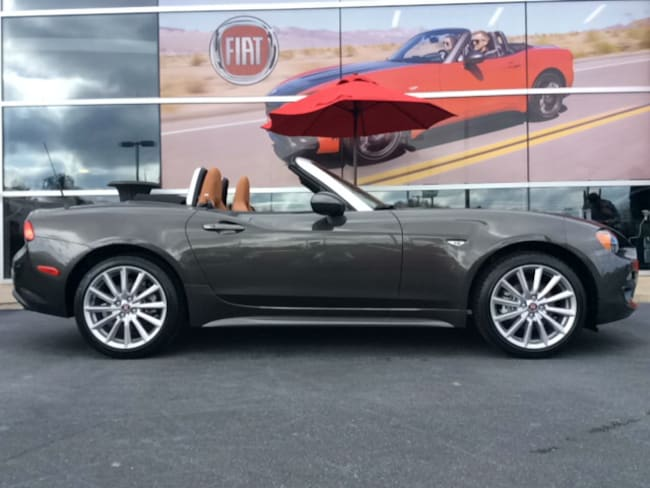 New 2019 FIAT 124 Spider LUSSO Convertible For Sale/Lease Greer, SC