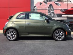 New 2018 FIAT 500 c LOUNGE Convertible 3C3CFFEH4JT472014 in Greer, SC