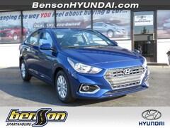 2020 Hyundai Accent SEL  IVT Sedan
