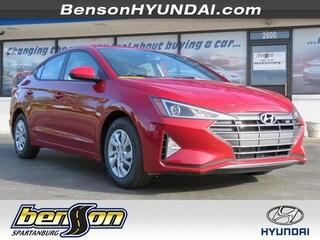 2020 Hyundai Elantra SE IVT Sedan