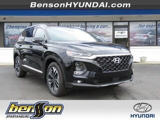 2019 Hyundai Santa Fe Limited 2.0T Auto FWD SUV