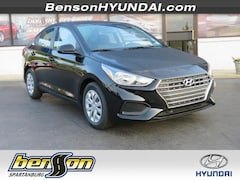 2019 Hyundai Accent SE  Manual Sedan