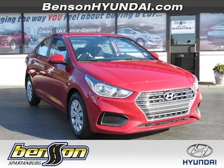 2020 Hyundai Accent SE  IVT Sedan