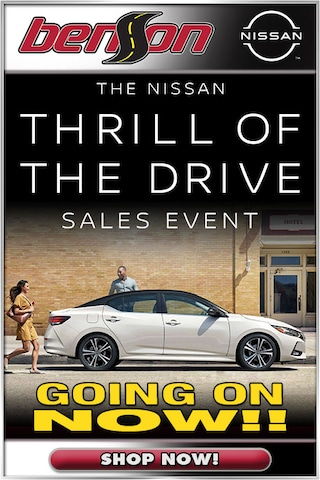 Thrill of the Drive Sales Event