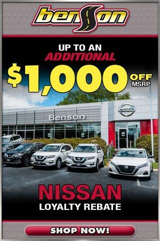 Nissan Loyalty Cash