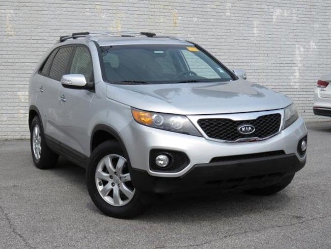 Used 2012 Kia Sorento LX w/Convenience Package (A6) SUV For Sale Greer, SC