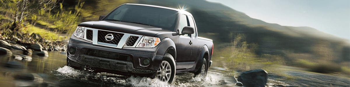 New Nissan Frontier near Greenville SC