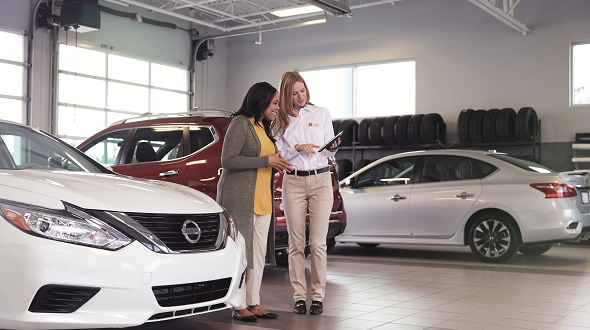 Nissan Service near Spartanburg SC