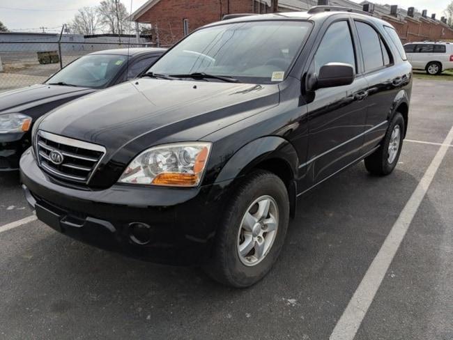 Used 2008 Kia Sorento LX SUV For Sale Greer, SC