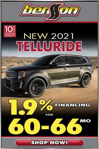 New 2021 Kia Telluride