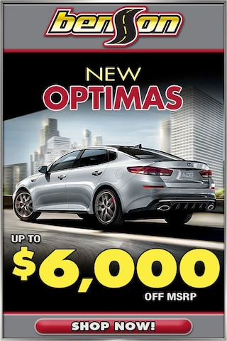 New Kia Optima
