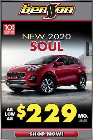 New 2020 Kia Soul