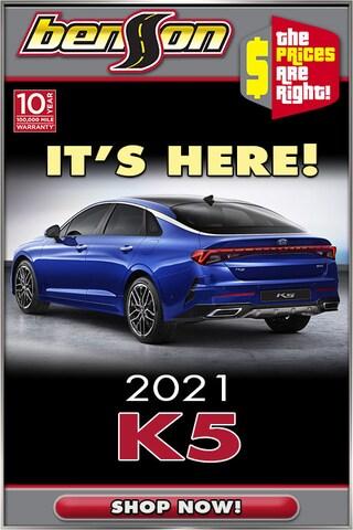 New 2020 Kia K5