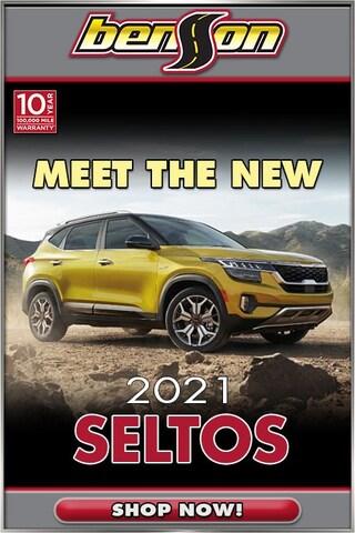 New Kia Seltos