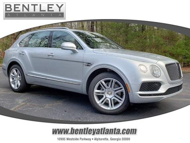 2019 Bentley Bentayga V8 V8 AWD