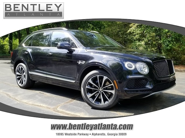 2019 Bentley Bentayga Centenary Specification V8 AWD