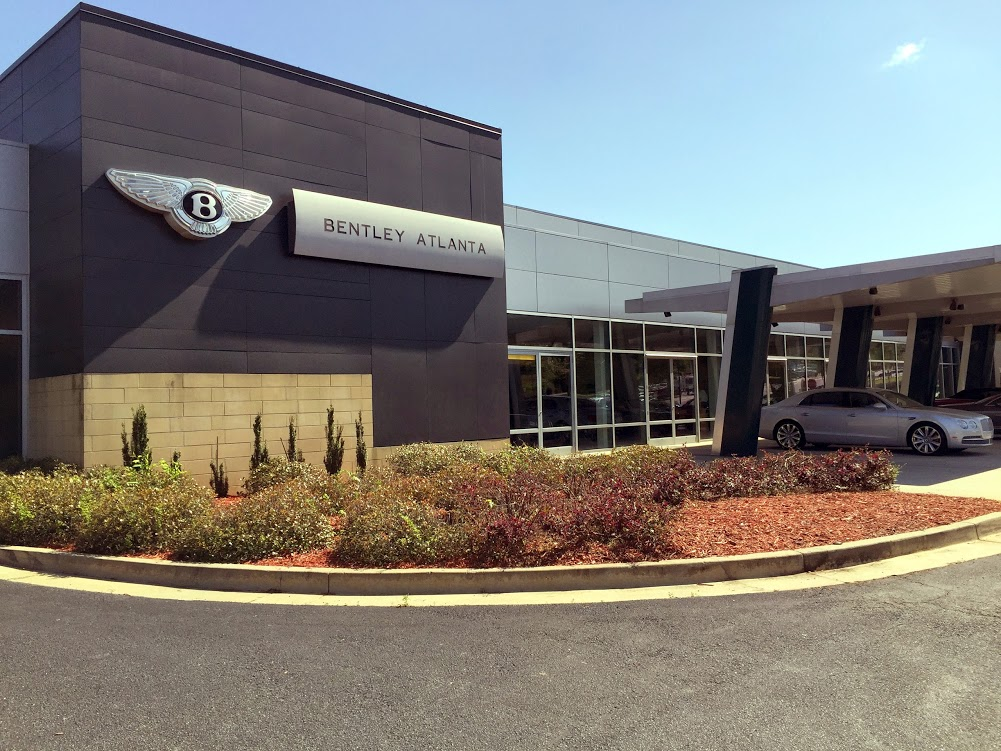 Bentley Atlanta in Alpharetta, GA - Bentley dealership serving the Southeast