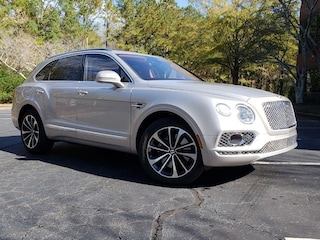 2018 Bentley Bentayga Signature Edition W12 AWD