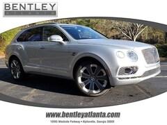 2018 Bentley Bentayga Mulliner AWD