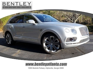 2018 Bentley Bentayga Mulliner AWD
