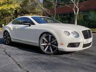 2015 Bentley Continental GT V8 S Coupe