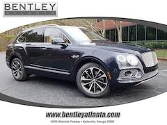 2019 Bentley Bentayga Touring Specification V8 AWD