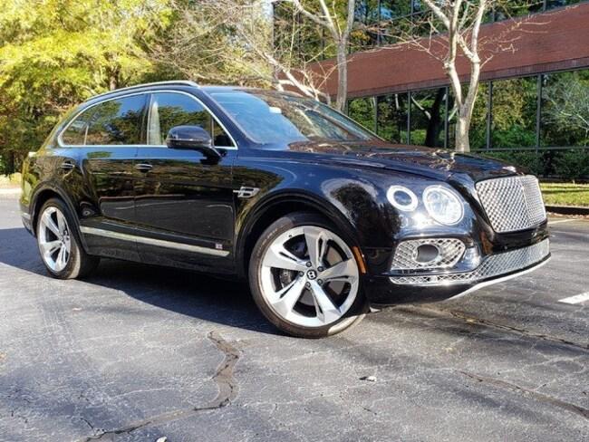 2017 Bentley Bentayga Signature Edition W12 AWD