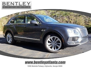 2019 Bentley Bentayga City Specification V8 AWD