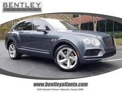 2019 Bentley Bentayga Sports Exhaust V8 AWD