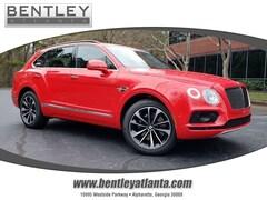 2019 Bentley Bentayga Executive Demonstrator V8 AWD