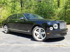 2016 Bentley Mulsanne Speed Sedan