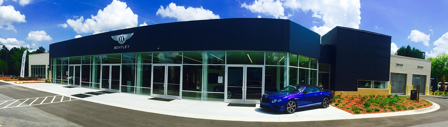 Bentley Dealership Atlanta