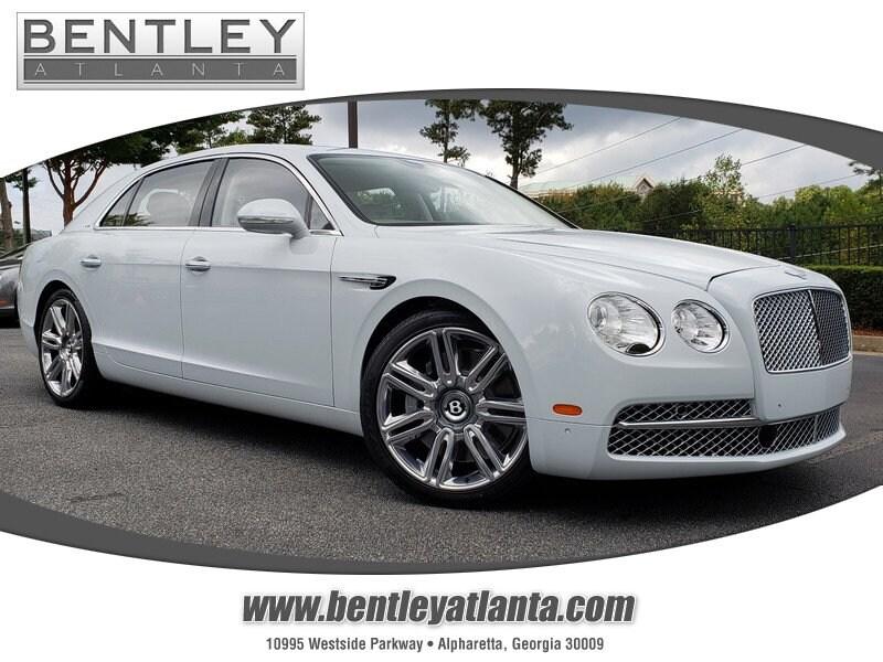 2018 Bentley Flying Spur W12 Sedan