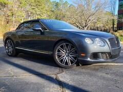 2014 Bentley Continental GTC Speed Convertible