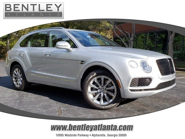 2019 Bentley Bentayga Sports Exhaust V8 AWD