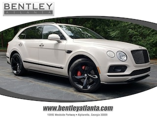 2019 Bentley Bentayga Black Specification V8 AWD