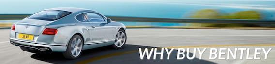 Why Buy Bentley Over Mercedes-Benz