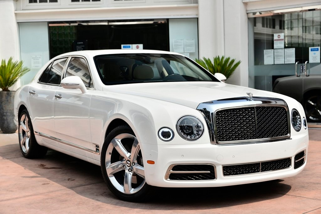 2020 Bentley Mulsanne Sedan