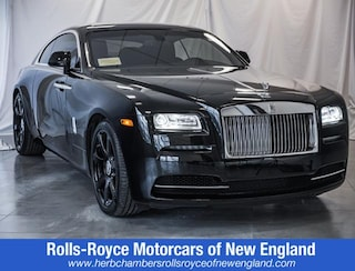 Pre-Owned 2016 Rolls-Royce Wraith Coupe near Boston
