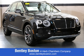 New 2019 Bentley Bentayga V8 SUV 783 in Boston, MA