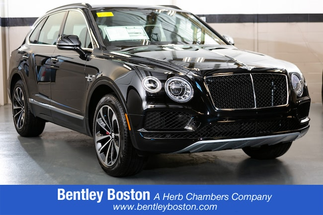 New 2019 Bentley Bentayga V8 SUV near Boston, MA