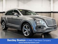 New 2018 Bentley Bentayga Activity Edition SUV in Boston, MA