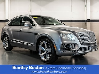 New 2018 Bentley Bentayga Activity SUV in Boston, MA