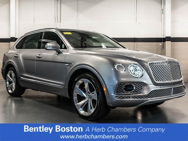 New 2018 Bentley Bentayga Activity Edition SUV near Boston, MA