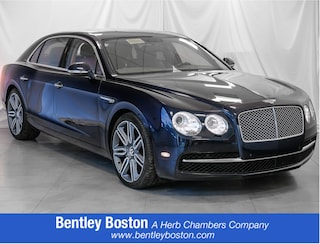 Pre-Owned 2016 Bentley Flying Spur W12 Sedan for sale near you in Wayland, MA