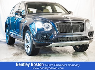 New 2019 Bentley Bentayga V8 SUV 784 in Boston, MA
