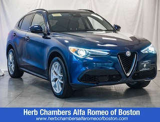 Pre-Owned 2018 Alfa Romeo Stelvio Sport SUV XLA318 near Boston