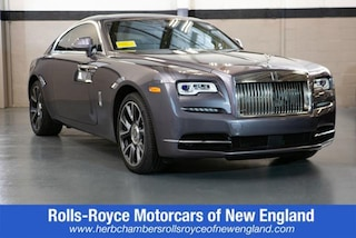 Exotic Used 2017 Rolls-Royce Wraith Coupe L256A near Boston, MA