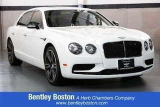 Certified Pre-Owned 2017 Bentley Flying Spur V8 S Sedan 781A Boston